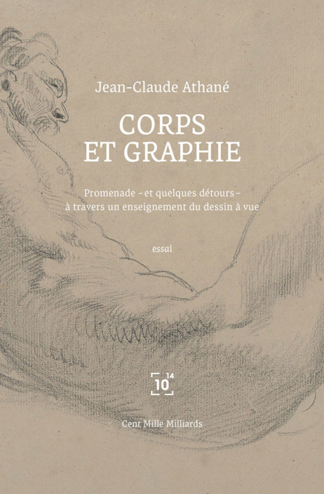cent millemilliards edition couv corps graphie