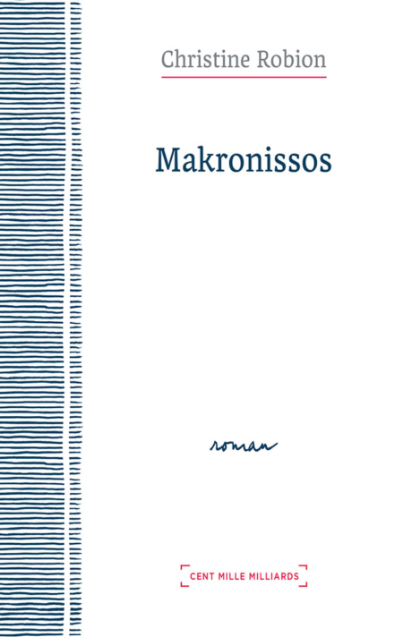 cent mille milliards editions makronissos couverture